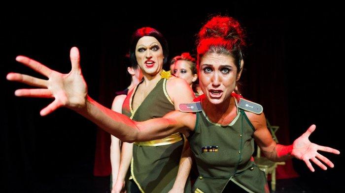 Fringe theatre in london
