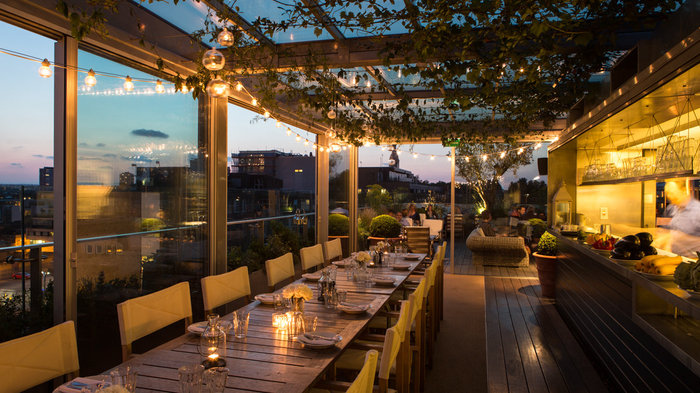 Best Rooftop Restaurants In London London Dining
