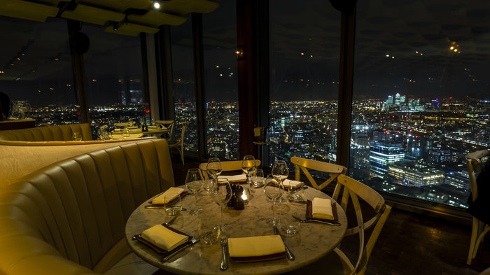 restaurant deals london new years eve