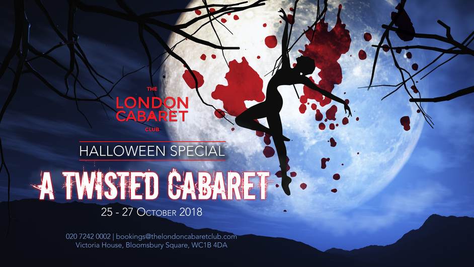 Halloween Shows and Events in London | Halloween in London